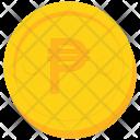 Coin Gold Philippine Icon