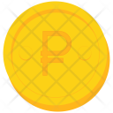Coin Gold Ruble Icon