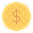 Money Currency Cents Icon