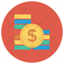 Coin Currency Cash Icon