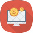 Coin Ecommerce Marketing Icon