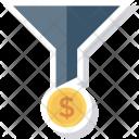 Coin Conversion Filter Icon