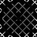 Coin Bank Finance Icon