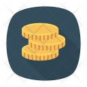 Coin Earnings Income Icon