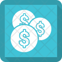 Business Coin Money Icon