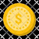 Average Coin Icon