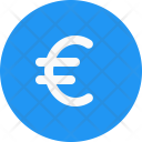 Coin Euro Currency Icon