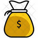 Coin Bag Icon