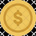Coin Base Fugue Icon