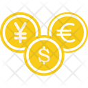 Coin Currency Icon