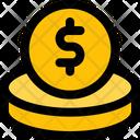 Coin Dollar Icon
