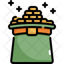 Coin Hat Icon