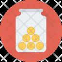 Coin Jar Icon