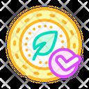 Coin Mining Icon