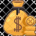 Coin Sack Icon