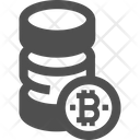 Coin Stack Coin Stack Bitcoin Stack Icon