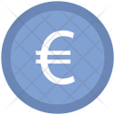 Coins Stack Euro Icon