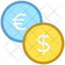 Coins Currency Dollar Icon