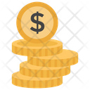 Coins Coins Stack Investment Icon