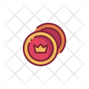 Coins Clan Currency Money Icon