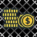 Coins Coin Money Icon