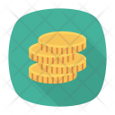 Coins Money Dollar Icon