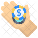 Coins Rupee Currency Icon