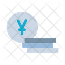 Coins Yen Money Icon