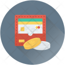 Coins Wallet Purse Icon