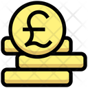 Business Financial Coins Icon
