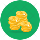 Coins Currency Coins Cash Icon