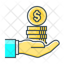 Cent Coins Finance Icon