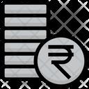 Coins Rupee Coin Icon