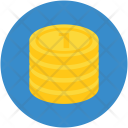 Coins Stack Funding Icon