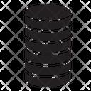 Coin Pile Icon
