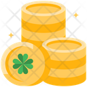 Coins Money Gold Icon
