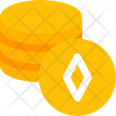 Coins Ethereum Icon