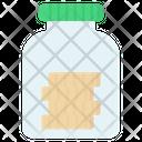 Coins Jar Money Jar Coins Collection Icon