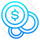 Coins Stack Icon