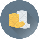 Coins Stack Currency Icon