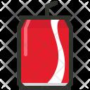 Coke Can Soda Icon