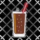 Cola Lemonade Drink Icon