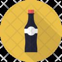 Cola Restaurant Concept Icon