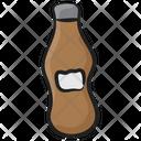 Cola Beverage Drink Bottle Icon