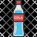 Cola Soda Bottle Icon