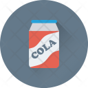 Pack Cola Tin Icon
