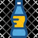 Cola Bottle Fizzy Icon