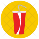 Cola Drink Takeaway Icon