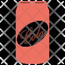 Cola Coke Soft Icon