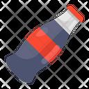 Cola Bottle Soda Drink Icon